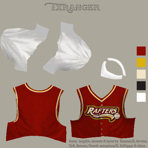 Name:  jerseys_wisconsin_rapids_rafters_away.png Views: 1594 Size:  133.5 KB