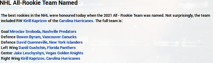 Name:  2020-21 NHL All-Rookie Team.PNG Views: 625 Size:  136.3 KB