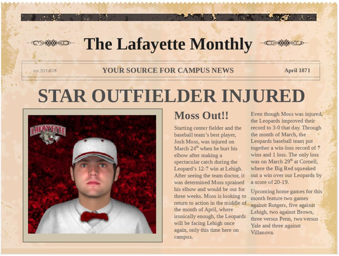 Name:  Lafayette Monthly April 1871.jpg Views: 266 Size:  133.3 KB