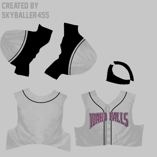 Name:  jerseys_idaho_falls_padres_away.png