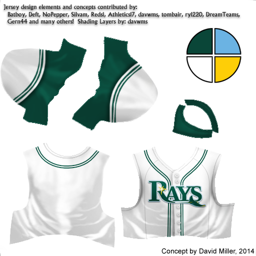 tampa bay devil ray s jerseys and hats ootp developments forums tampa bay devil ray s jerseys and hats